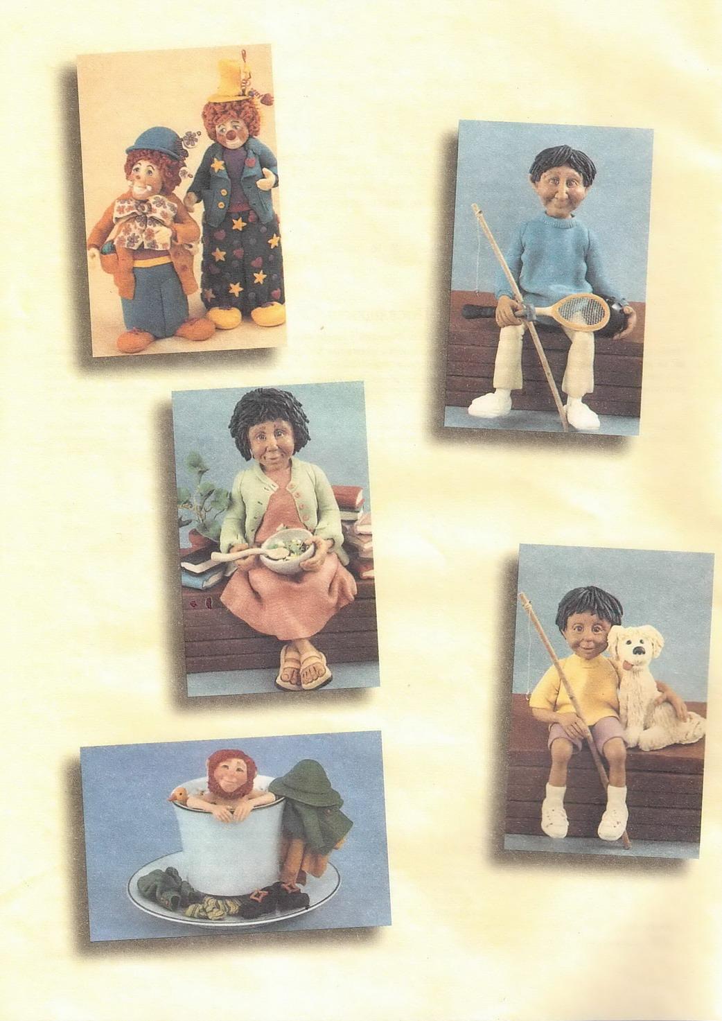Куклы из пластика 2