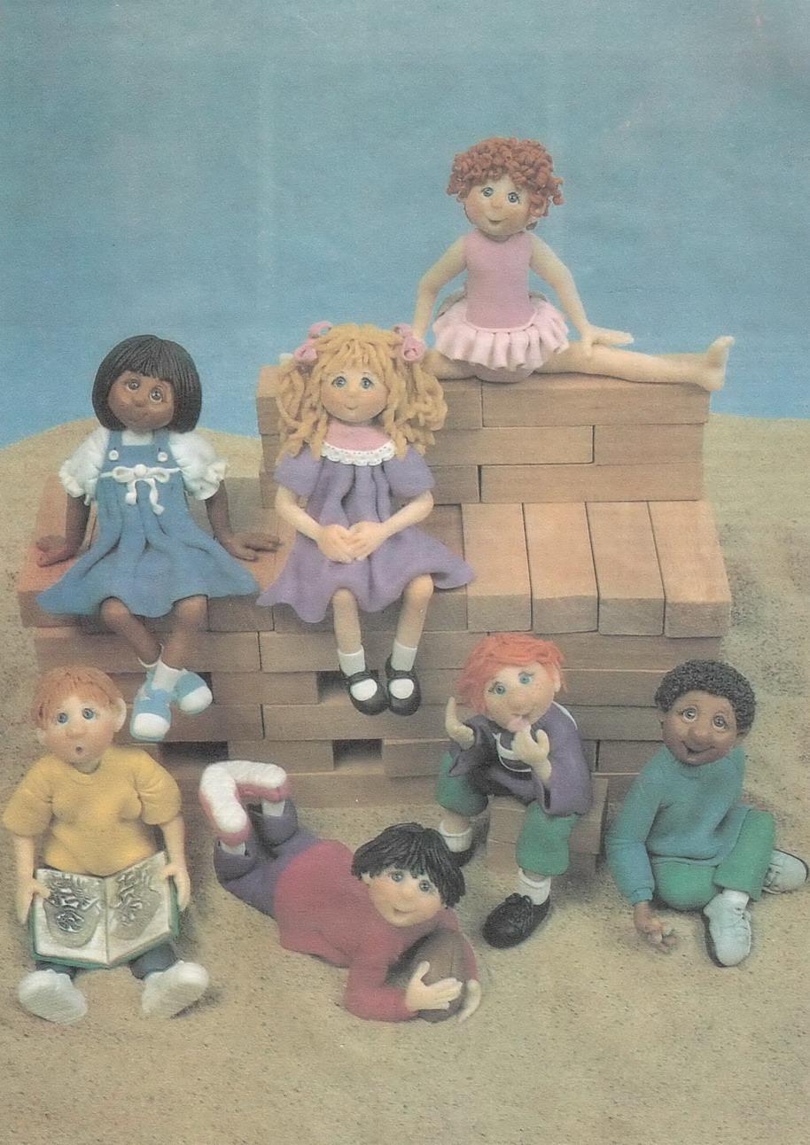 Куклы из пластика 28